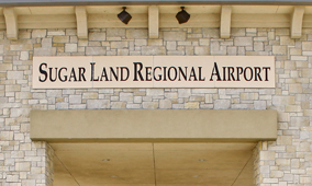 Sugar-Land-Airport