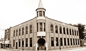 Richmond-Architecture