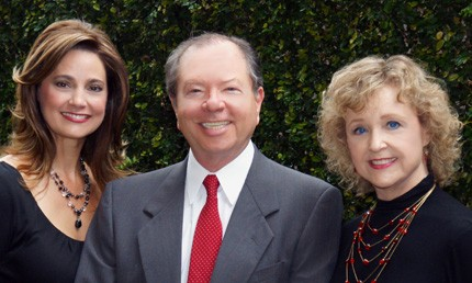 Stephanie Nelson, Mike Harness, Sherry Miles