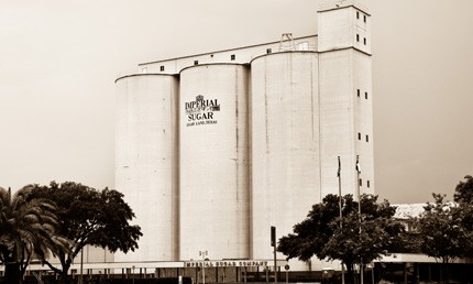 The Imperial Sugar plant has been a part of Sugar Land's rich history