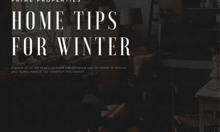 Home Tips for Winter